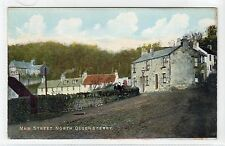 MAIN STREET, NORTH QUEENSFERRY: Fife postcard (C14547)