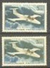 "FRANCE STAMP TIMBRE AERIEN N° 39 "" MS 760 PARIS , 2 COULEURS "" NEUFS xx LUXE"