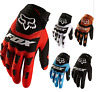 Full Finger Glove Racing Motorcycle Gloves Cycling Bicycles BMX MTB Bikes fox