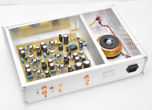 Reference Germany D. KLIMO Tube lar Gold Plus MC + MM Phono finished amplifier