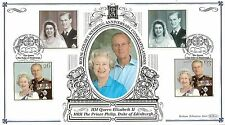 GB 1997 GOLDEN WEDDING Benham spg36 SPECIALE ORO UFFICIALE FDC