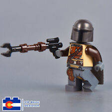 LEGO STAR WARS The Mandalorian MINIFIG brand new from Lego set #75254 Boba Fett
