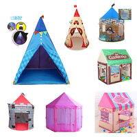 Princess Castle Cute Play House Large Indoor/Outdoor Kids Play Tent For Baby Toy