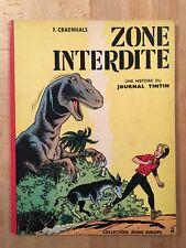 Pom et Teddy - Collection Jeune Europe - Journal Tintin - 1964 -TBE
