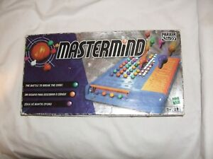 Mastermind Game From Parker Only Rules on Box Rest Complete