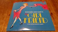 Rodgers And Hart – The Girl Friend Musical Vinyl LP 33rpm 1987 TER1148 Booklet