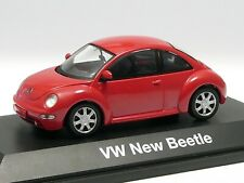 Schuco 1:43 VW New Beetle rot  # 04531