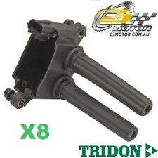 TRIDON IGNITION COIL x8 FOR Chrysler  300C V8 05-10, V8, 5.7L,6.1L EZB, ESF