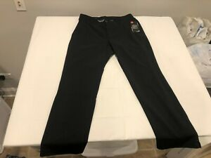 NWT $85.00 Under ARmour Mens Golf Showdown Vented Pants Slate Black Size 34 x 30