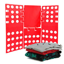 Clothes T-Shirt Folder fast Folding Board Flip Fold For Adult Child Laundry G3