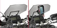Traversino Givi FB2122 da montare dietro il cupolino per S902A porta smartphone