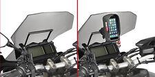 Traversino Givi FB2122 montare dietro cupolino per Yamaha MT-09 Tracer dal 2016