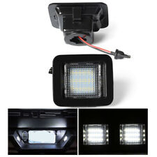 2x Plug & Play LED License Number Plate Light Lamp For FORD F-150 2015-18 DOT