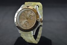 Invicta Anatomic Sunray Thermo Frosted Plastic Men's Watch 1663