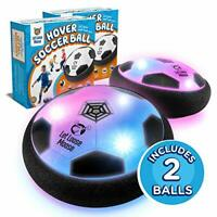 HOVER BALL SOCCER FOOTBALL INDOOR GAME SAFE FUN GLIDING FLOATING FOAM GLIDE BASE