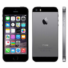 Apple iPhone 5S 16GB Fingerprint Smartphone Spacegrau Handy Ohne Simlock DE