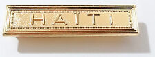 Agrafe pour médaille Ordonnance HAITI