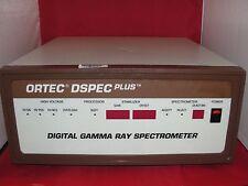 ORTEC DSPEC Plus Digital Gamma Ray Spectrometer