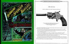 Hibbard, Spencer, Bartlett & Co. 1884 Gun Catalog (Chicago)
