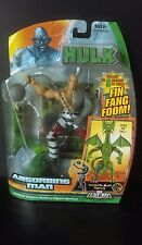 MARVEL LEGENDS ABSORBING MAN FIN FANG FOOM BAF SERIES