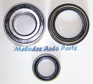 1 REAR Wheel Bearing With Seal set For Nissan Frontier, Xterra, Pathfinder 6Cyl.