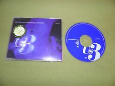 """Us3 - Come On Everybody (Get Down) - 7xTracks - 1997 UK """"Blue Note"""" CD"""