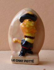 Fève Le Chat Potté - 2012 - Le Chat Potté