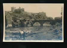 Yorkshire Yorks RICHMOND Castle RP PPC by Ministry of Works c1910/20s?