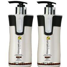 Brazilian Keratin Cure Hair Chocolate Shampoo Conditioner Sulfate Free 300ml