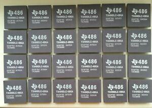 TX486DLC-40BGA Vintage CPU TI 80386 to 486 upgrade 486 CPU with 386 pinout GOLD