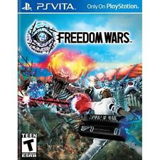 NEW Freedom Wars (Sony PlayStation Vita, 2014)
