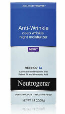 Neutrogena Ageless Intensives Deep Wrinkle Anti-Wrinkle Moisture Night