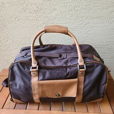 CUTTER AND BUCK LEGACY COLLECTION GOLF DUFFEL BAG