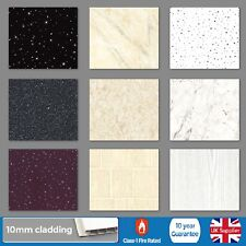 Bathroom PVC Cladding Modern Panels Shower Ceiling Wet Wall Panel 2400x1000x10mm