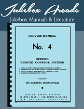 1941 No.4 Seeburg Remote Systems Service Manual & Parts Lists, Troubleshooting