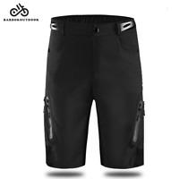 Men's MTB Shorts Mountain Bike Shorts Off Road Cycling Baggy Short Pants Summer