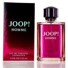 Joop Homme por Joop Eau de Toilette Spray 4.0 oz-Nuevo En Caja