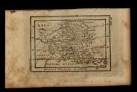 Asia Company's Land outline shown 1796 Doolittle scarce American engraved map