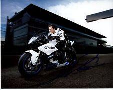 ALESSANDRO ALEX ZANARDI Signed Autographed BMW MOTORSPORTS Photo