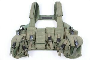 Old Gen London Bridge Trading LBT-1961A OD Green 1961-A Load Bearing Chest Rig