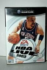 EA SPORTS NBA LIVE 2003 GIOCO NUOVO NINTENDO GAMECUBE EDIZIONE ITA PAL GD1 35463