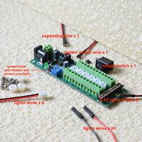 1 x  self adapt power distributor OO N O LED street light hub distribution board