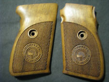 Beretta 90 ONLY Pistol Grips French Walnut Checkered+ChkBack+Armi Roma Logo NEW!