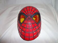 SPIDERMAN Electronic Talking HERO FX Mask Adjustable Mask Toy Sound Glow Eyes