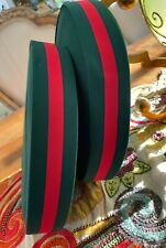 2 Inch Classic Gucci Style Designer Inspired Elastic-By-The-Yard