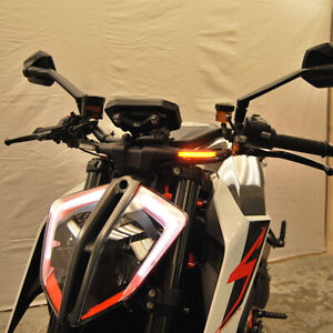 KTM SuperDuke 1290 Front Turn Signals - New Rage Cycles