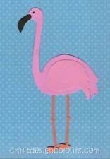 DIE CUT - 1 X PINK FLAMINGO (KIT)