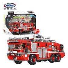 Xingbao03030 Bausteine Wassertank Feuerwehrauto Technologie Spielzeug 720PCS OVP
