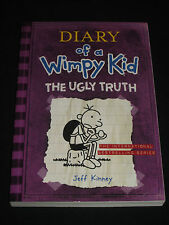 msm JEFF KINNEY ~ DIARY OF A WIMPY KID : THE UGLY TRUTH #5  tp  2ND COPY
