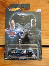 Hot Wheels 2016 Batman v. Superman 1/7 Twin Mill (A+/A)